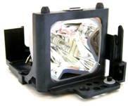 PJxJ Vervangende projectielamp DT00461 DT00521 CPX327LAMP met behuizing voor Hitachi ED-X3250AT projectoren beamers