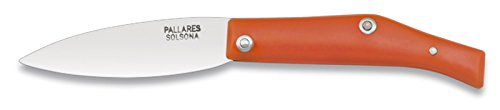 Rasiermesser PALLARES A.C. Nº 00. Orange