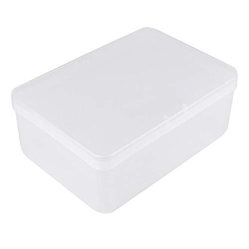 OKBYY Caja de Zapatos - Caja de Zapatos Transparente multifunción Contenedor Organizador de Almacenamiento de Frutas y Verduras apilable para colocación en el hogar Conveniente(Transparent)