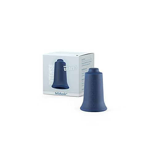 Ventouse BellaBambi MINI, traitement des fascias. Fabriquée en Allemagne - en silicone médical, BellaBambi Ventouse Solo, 1 pièce - INTENSE - Bleu Nuit (forte intensité)