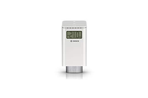 Bosch Smart Home Termostato de Radiador, con control mediante aplicación