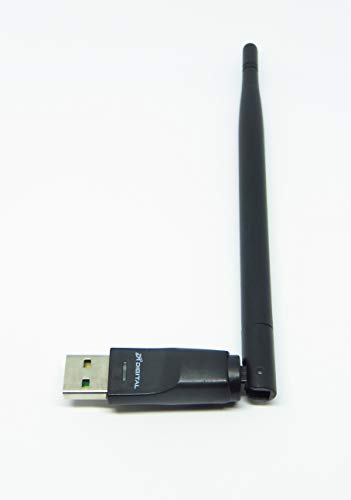 Antena DM-Digital RT5370 - Adaptador USB Antena WiFi Ralink RT5370 (5dB DM-Didital)