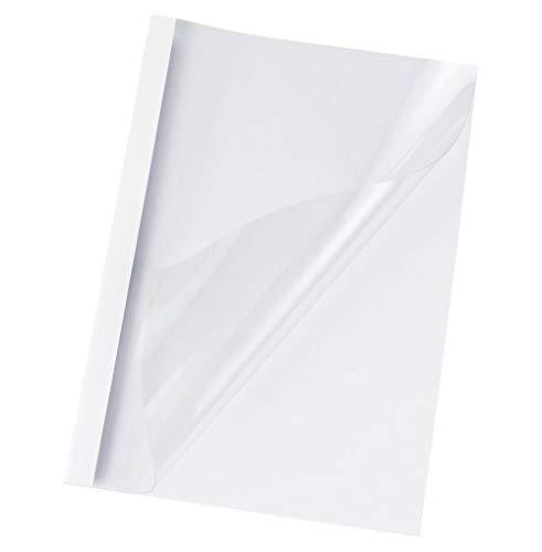 20 Thermobindemappen SORTIMENT 1.5 / 3.0 / 4.0 / 6.0 mm (15 -60 Blatt)