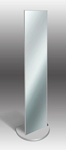 Lupia Specchio da Terra Elegant 40x160 cm Mirror Original Grey
