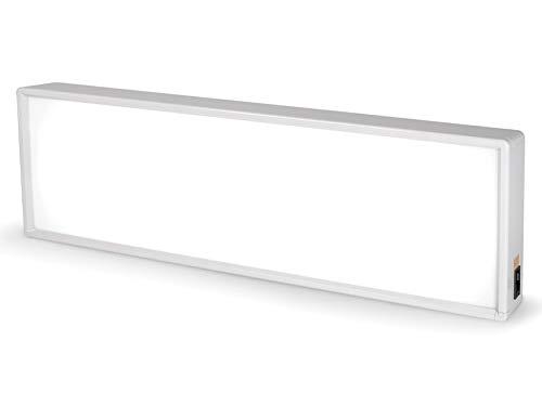 Negativoscopio GIMA 38x122 cm per lettura lastre radiografiche. Lampada a fluorescenza
