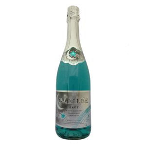 鮮やかなブルースパークリングワイン ガリレイ・ブルー・ブリュット 750ml フランス