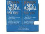 Jovan Sex Appeal By Jovan For Men. Pack Of Cologne / Aftershave 2 X 4.0 Oz.