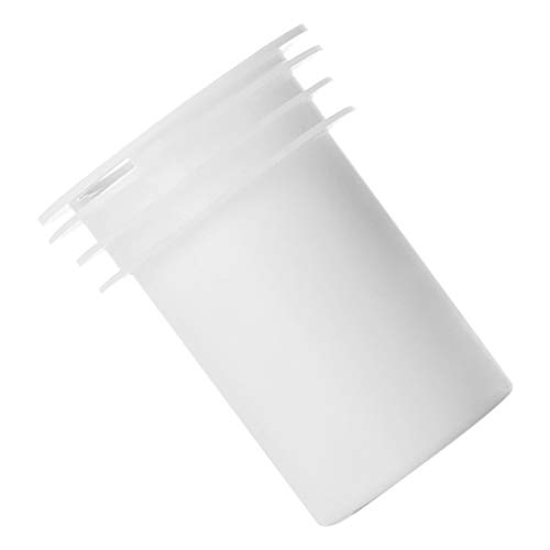 Random Color Cabilock 5pcs Water Ladle Plastic Bathing Scoop Thicken Long Handle Dipper for Bathroom Kitchen Baby Shower