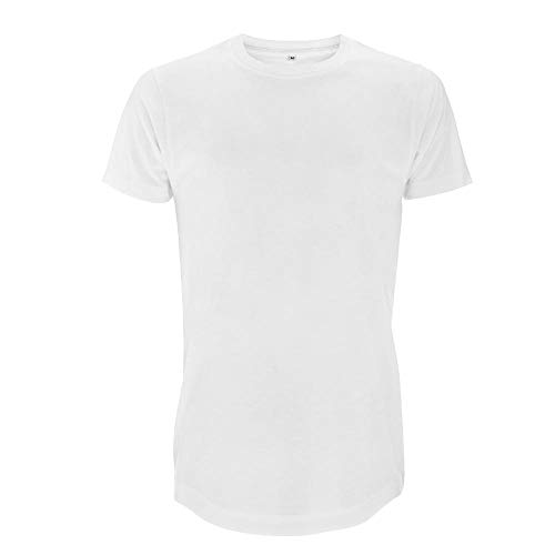 Continental - Men's Long T-Shirt/White, L
