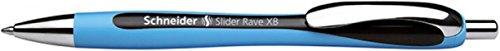 Schneider Slider Rave Retractable, Black (132501)