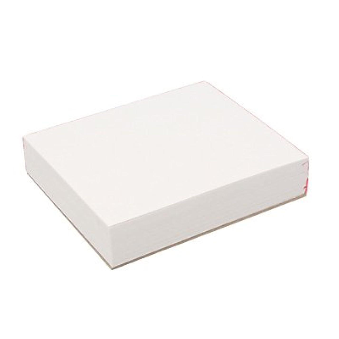 耕す困難切る(ロータス)LOTUS 練板紙 NON-SKID 100枚×3冊入 (ネイルパレット ミキシングペーパー 底面滑り止め付)
