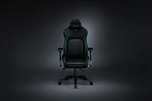 Razer Iskur Gaming Chair with Built-in Lumbar Support, 946