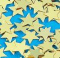 14g x 3 Gold Star Confetti - Fab gold stardust and great price - make your wedding or party tables sparkle by Table Confetti Stars