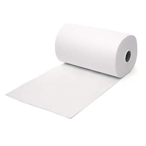 Dachvlies proteXos Armierung alkalibeständig zur Einbettung in Flüssigkunststoff (35 cm x 50 m, Weiß)