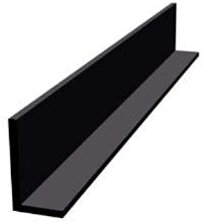 Winkelschiene anthrazit RAL 7016 200 cm lang B/&T Metall Aluminium Winkel pulverbeschichtet 15 x 10 x 2 mm