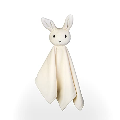 Baby Security Blanket for Babies Soft Baby Lovey Unisex Lovie Baby Gifts for Newborn Boys and Girls Baby Snuggle Toy Baby Rabbit Stuffed Animal