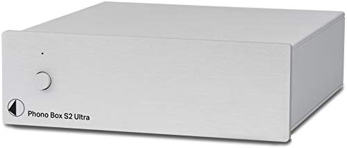 Find Bargain Pro-Ject Phono Box S2 Ultra Phono Preamplifier - Silver