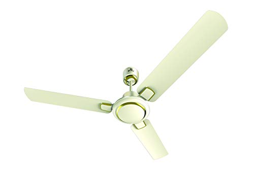 Bajaj Regal Gold NXG 1200 mm Ceiling Fan Matte Ivory