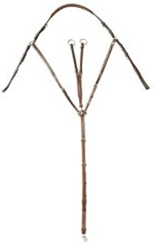 ERIC THOMAS Collier de Chasse Hybrid - Couleurs - Noir, Taille Equipement Cheval - Poney