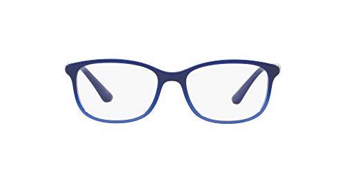 VOGUE VO5163 2559 cal.53 OCCHIALE DA VISTA BLU BLUE EYEGLASSES SEHBRILLE DONNA