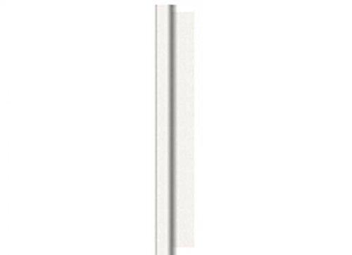 1 Dunisilk® + Tischdecke Linnea Weiss, 1,18m x 25m, 16663 abwischbar