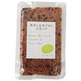 CHAYA(チャヤ) マクロビオティックス レトルトご飯 黒豆と玄米ごはん(小豆入り)(160g) 【CHAYA マクロビオティックス】