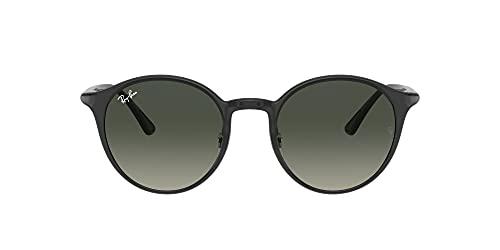 Ray-Ban Gafas de Sol RB 4336 Trasparent Grey/Grey Shaded 50/20/145 unisex
