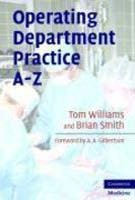 Operating Depart Practice A-Z 2Ed Pb