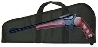 Bagmaster Handle Pistol Case for auto's & revolvers with up to 12