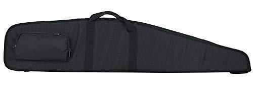 "AUMTISC Rifle Cases 44/48/52 Inch Padded Shotgun Storage Gun Case for Scoped Rifles(Black 44"""