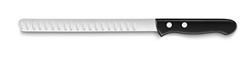 Deglon Dunkles Holz Schere alloped Schinken Messer