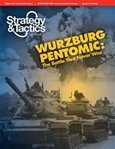 DG: Strategy & Tactics Magazine #263, with Cold War Battles II, Wurzburg Pentomic, Board Game