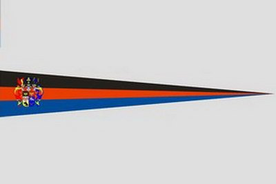 Wimpel Ostfriesland Prachtwappen Langwimpel Flagge 30x150cm
