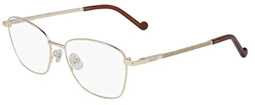 LIU JO OPTICAL MODEL LJ2144 GOUD FRAME 53 mm BRIDGE 16 mm zand