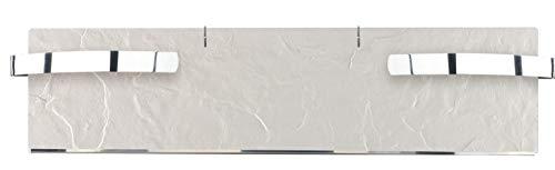 BioMetrixx PN500TL Digitale Design Infrarot Handtuchheizung 500 Watt W 240 V 25 x 100 cm Bild 4*
