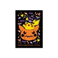 Card Sleeves Pumpkin Pikachu Halloween