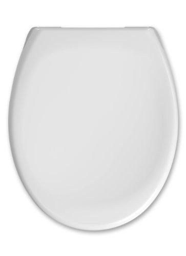 Cedo 531640 Pebble Beach Lunette WC amovible en Duroplast avec abattant à descente progressive