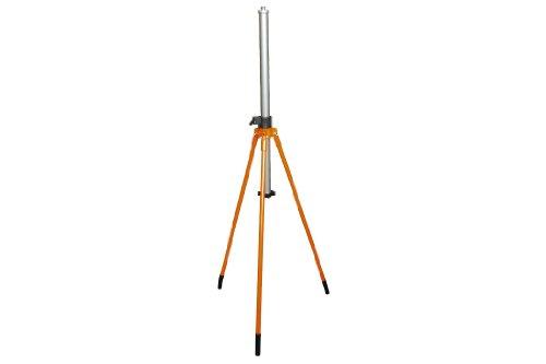 Nedo Teleskopstativ 0,73-1,24m - Hub 515mm