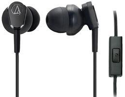 Auriculares AUDIO-TECHNICA ATH-ANC33iS Color Negro, Cancelacion de Ruido