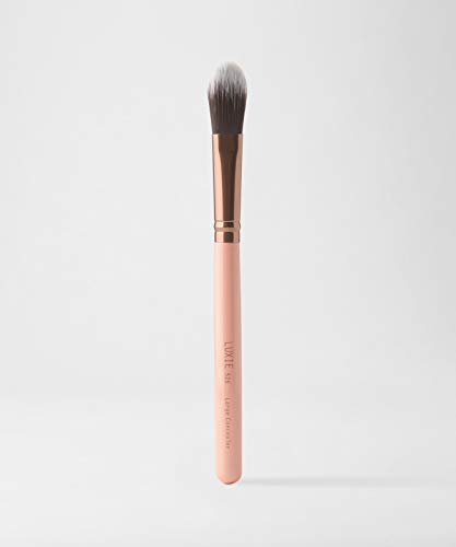 Luxie 526 Large Concealer Rose Gold Pinsel