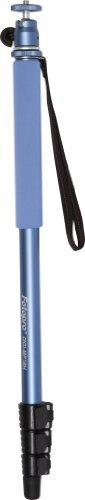 Rollei Digi MP-1 - Monopode avec boucle de poignet à 360° - 139,5 cm de hauteur - Bleu