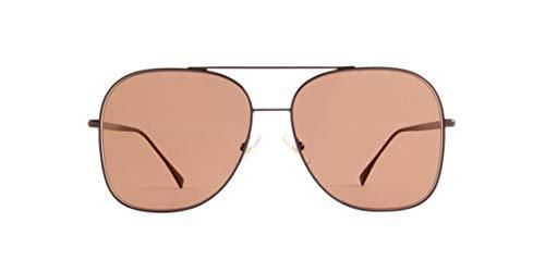 Fendi - FF 0378/G/S Brwngold Aviator - Gafas de sol para mujer, 59 mm