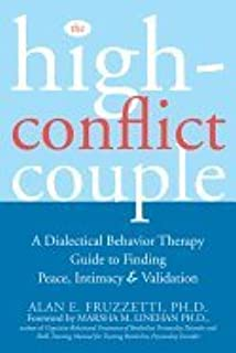High-Conflict Couple (06) by PhD, Alan Fruzzetti [Paperback (2006)]