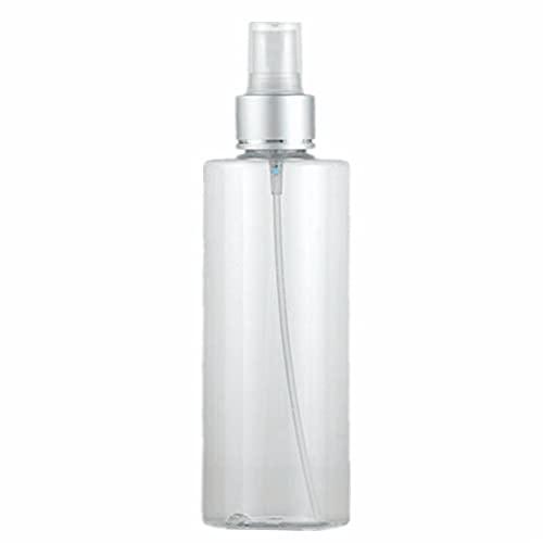 BOENTA Botella Spray Pulverizador Botellas de Viaje Presión Botella de Spray Limpieza Spray de gatillo Atomizador de Niebla Fina Botella de Spray vacía White