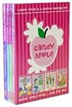 Assorted volumes of Candy Apple series: 6,8,9,10; Poison Apple: 2,3,9