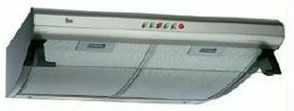 Teka C 620/610 Inox - Campana (Canalizado/Recirculación, 373 m³/h, Semi built-in (pull out), Acero inoxidable, Giratorio, Metal): Amazon.es: Grandes electrodomésticos
