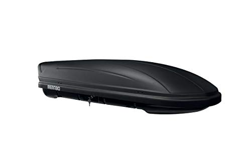 Marathon 400 Liter/14 Cubic Feet Roof Box, Matte Black