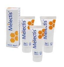 Melectis 30g - Medizinischer Honig - 3 Stück