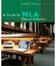 A Guide to MLA Documentation 9th edition by Trimmer, Joseph F. (2012) Paperback