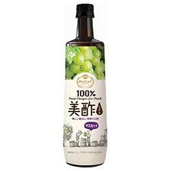 CJジャパン プティチェル 美酢(ミチョ) マスカット 900mlペットボトル×12本入